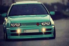Volkswagen Golf Mk1, Vw Golf 3, Golf Mk3, Jetta Vr6, Passat B4, Vw Corrado, Slammed Cars, Car Camper, Campers