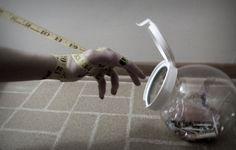 conceptual photography anorexia - Google Search