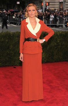 Kirsten Dunst in Rodarte | Popeye wasn't there, sweatheart