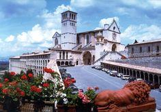 Assisi, la Basilica di San Francesco e altri siti Francescani - dal 2000 Patrimonio dell'Umanità