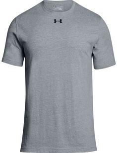 Under Armour Stadium Tee - Closeout Love T Shirt, Shirt Style, Under Armour Outlet, Under Armour T Shirts, Custom Screen Printing, Team Uniforms, Better Love, Vintage Prints, Custom Clothes
