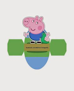 Peppa Pig Party Spiele Regenschirm automatic