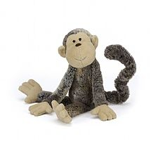 Jellycat Mattie Monkey Medium £19.00 (inc VAT) Mattie Monkey from Jellycat. Full of softness - adorably cheeky he is the perfect playtime buddy  30cm high ( not including he's very long legs )  Made from 100% Polyester Hand wash Suitable from birth Moss Monkey also available www.melburygallery.co.uk/shop/jellycat/ xx
