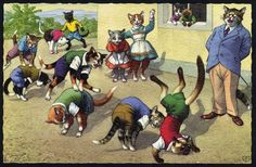 US $5.99 Used in Collectibles, Postcards, Animals