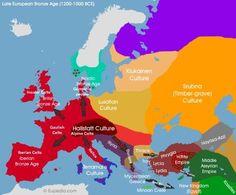 European cultures AWhite