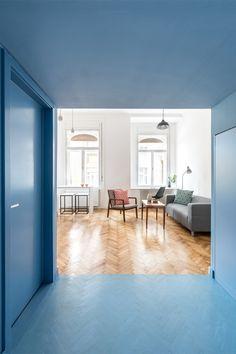 batlab 3in1 colorful flats budapest designboom