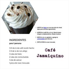 Café Jamaiquino para 1 persona