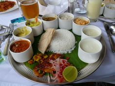 Traditional Indian Food | do love all those meat dishes, but for an everyday meal I still #indiafood #food ...
