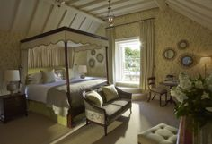 Top Notch Rooms | King Size Hotel Rooms in the Cotswolds