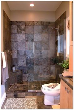 99+ Small Master Bathroom Makeover Ideas on a Budget 92