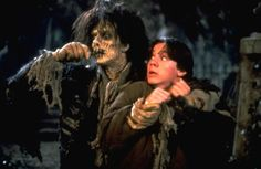 20th anniversary of Hocus Pocus. One of my dear friend Doug Jone's most memorable performances.
