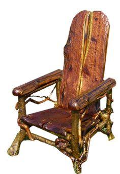Adirondack Style Rustic Furniture - Handmade Wood Furniture From Bald Mountain Rustics