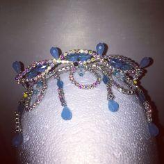 Talisman ballet tiara. Classical ballet