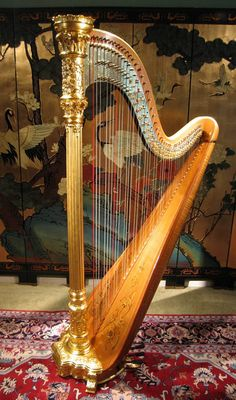 Imo, the most beautiful musical instrument ever.