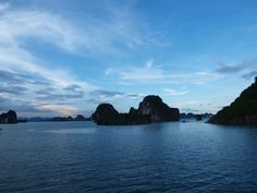 Experience Halong Bay, on a V'Spirit Classic Cruise, one of the best mid-range cruises available.