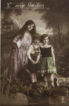 Vintage Rose Album: Anioł Stróż