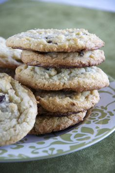 Title: Best-Ever Thick & Chewy Chocolate Chip Cookies