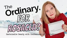 Take a peek at what happened when lasers met my face and I introduced my sensitive, rosacea skin to The Ordinary products (+ my regular rosacea skincare routine too!) Diy Beauty Tutorials, The Ordinary Products, Rosacea, Take That, Skin Care, Shit Happens, Skincare Routine, Face, Skins Uk