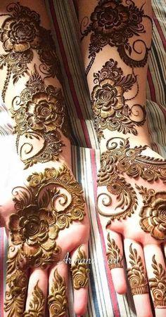 detailed mehndi design for hand Mehandi Design Henna Design# Mehandi Art Mehandi Art Henna Art Beautiful henna design by how lush the paste look like! Make the design so beautiful detailed mehndi design for hand Henna Hand Designs, Mehndi Designs Finger, Full Hand Mehndi Designs, Simple Arabic Mehndi Designs, Mehndi Designs For Girls, Stylish Mehndi Designs, Mehndi Designs For Fingers, Wedding Mehndi Designs, Latest Mehndi Designs