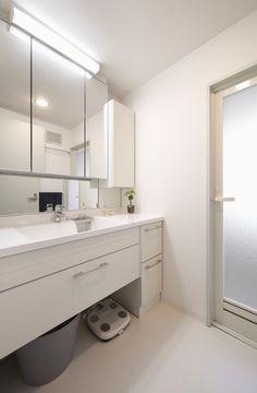 Double Vanity, Bathroom, Furniture, Lettering, Home Decor, Washroom, Decoration Home, Room Decor, Home Furnishings