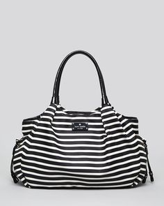 Kate Spade New y+York Baby Bag - Nylon Stripe Stevie