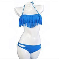$14.00 (Buy here: https://alitems.com/g/1e8d114494ebda23ff8b16525dc3e8/?i=5&ulp=https%3A%2F%2Fwww.aliexpress.com%2Fitem%2F2016-biquini-Sexy-bikini-bikinis-set-Fashion-swimwear-women-roupa-de-praia-new-Brazilian-Bathing-Suit%2F32707468096.html ) 2016 Biquini Sexy Bikini Bikinis Set Swimwear Women Roupa De Praia New Brazilian Bathing Suit Departure Beach H028  for just $14.00