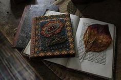 Blue Needle Book rebekahlsmith.com