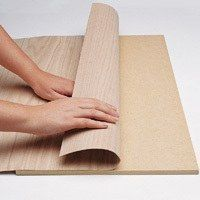 You'll be ready to tackle a wood veneering project after learning more about types of wood veneer and methods for applying.
