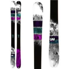 These are gorgeous. I would never pay that much but a girl can dream. K2 MissDemeanor Skis - Women's 2014