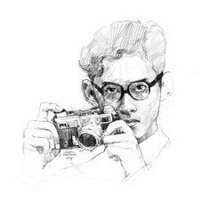King Drawing, Bhumibol Adulyadej, Drawings, Cake, Kuchen, Sketches, Drawing, Portrait, Torte