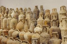 Sicily: Cuisine, Culture and Tradition: Entrepreneurs of the 8th Century BC: The Phoenicians of Motya used these amphorae for transporting goods by ship. 8th century BCE