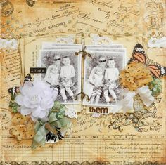 Layout: Adore Them **Manor House Creations**