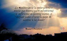 Holistic Thursday: La Meditación.