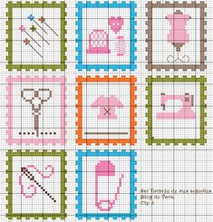 Cross Stitch For Kids, Cross Stitch Boards, Mini Cross Stitch, Cross Stitch Alphabet, Cross Stitch Kits, Cross Stitch Designs, Cross Stitch Patterns, Cross Stitching, Cross Stitch Embroidery