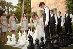 Have you all been to Beaufort, South Carolina? I haven't but from the looks of this wedding captured by Landon Jacob Productions , Beaufort is a total Southern gem and the water views? Tea Party Wedding, Wedding Games, Wedding Day, Wedding Stuff, In Memory Of Dad, Outdoor Events, Bridesmaid Dresses, Wedding Dresses, Autumn Wedding