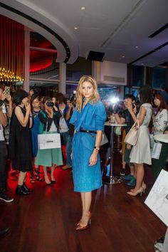 The Olivia Palermo Lookbook : Olivia Palermo At Max & Co Event