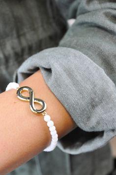 Infinity Bracelet by JONDIE | JONDIE