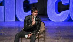 Ian Somerhalder - Magic Con in Bonn, Germany from April 22-23, 2017