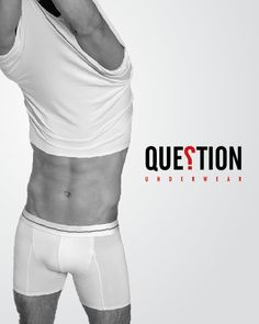 Question Underwear - Lookbook 2011
