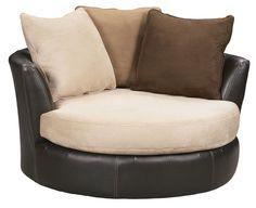 Swivel Chair - Grand Home Furnishings | 0194836