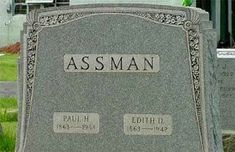31 Bad But Funny Tombstones!