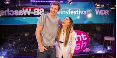 home | nightwash Luke Mockridge und Enissa Amani
