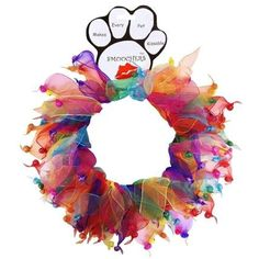 Mirage Pet Products Confetti Bell Smoocher, Medium >>> Click image to review more details. (This is an affiliate link) #ApparelAccessories