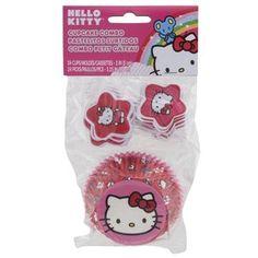 Wilton Hello Kitty Cupcake Kit