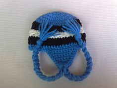 Carolina Panthers Hat NFL Hat Football Team by RevelynsHandcrafts, $15.75