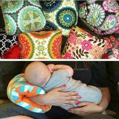 Almofada de bebê
