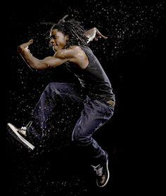 Russel Ferguson American krump dancer from Boston MA won season 6 of So You Think You Can Dance. Fall of 2009
