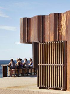 Third Wave Kiosk | Tony Hobba Architects