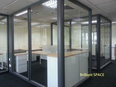 Glass System Wall 創新中心 (無鑽地裝置) 14