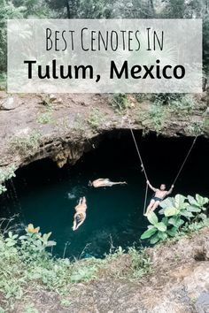 Are you looking to exploring the best cenotes in Tulum? Check out my experience with Adventure Tour Center!